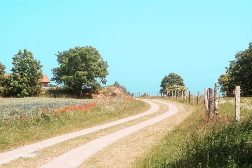 Wanderweg von Drewoldke nach Vitt