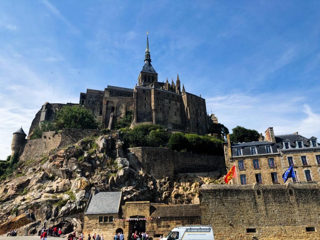 der Mont-Saint-Michel