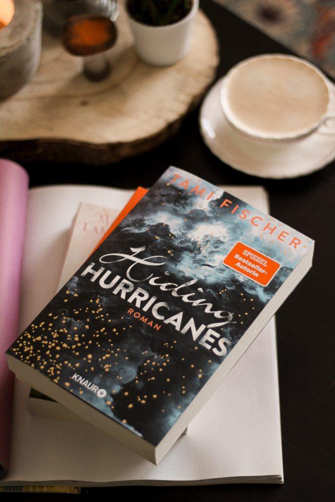 Hiding Hurricanes, Tami Fischer