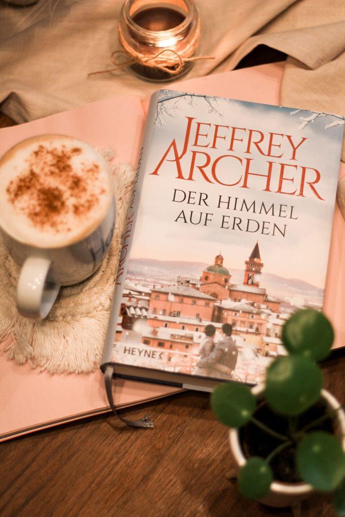 Jeffrey Archer Der Himmel auf Erden