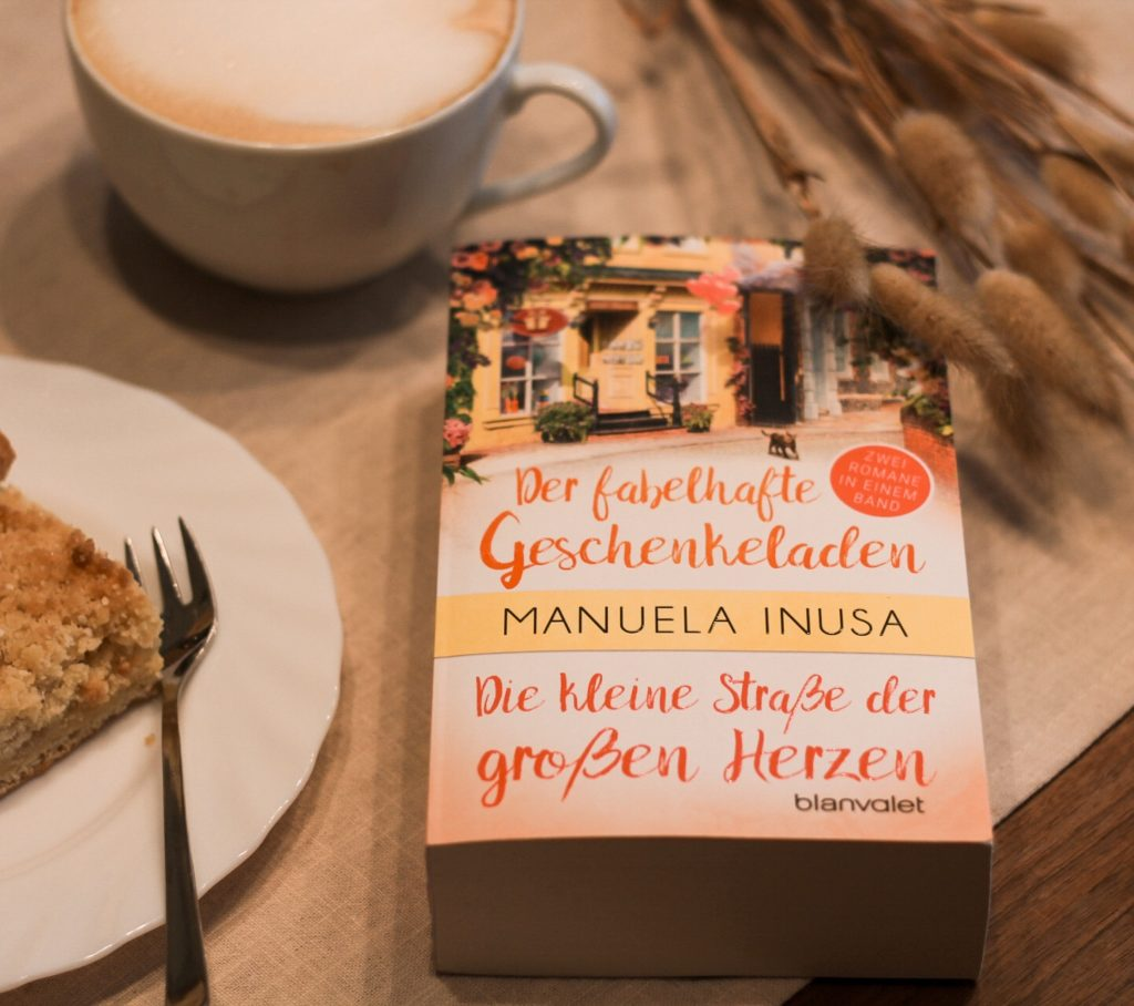 Der fabelhafte Geschenkeladen, Manuela Inusa